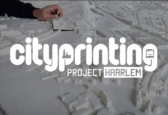 Cityprinting Project Haarlem