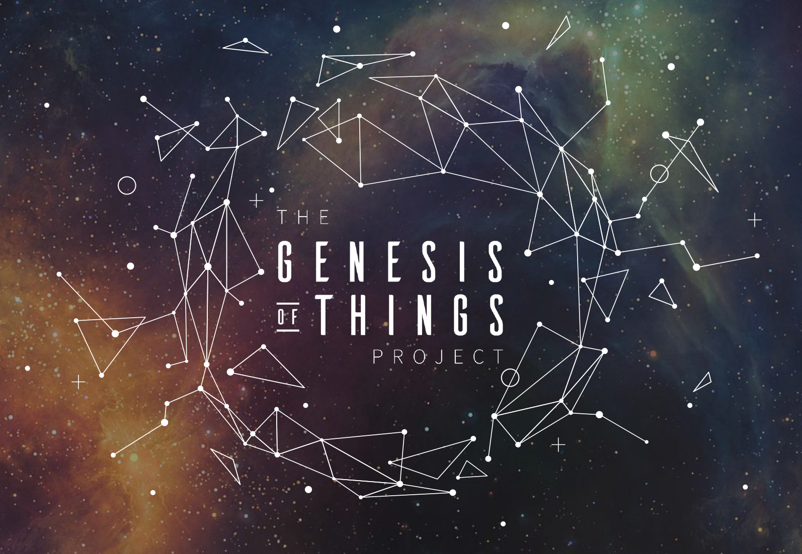 The Genesis of Things Project